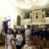 Sv. omša v Ratkovciach