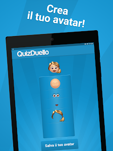 Quizduello premium app report on mobile action for Crea il tuo avatar arreda le tue stanze