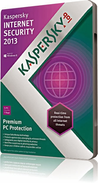 Free Download Latest Version of Kaspersky Internet Security 2013 Incl. License Keys Antivirus Software at Alldownloads4u.Com
