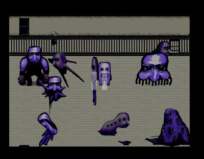 ゲーム青鬼の正体生物幽霊神様モチーフはネタバレ考察