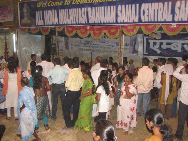 Dhamma Chakra Pravartan 2011, Chandrapur