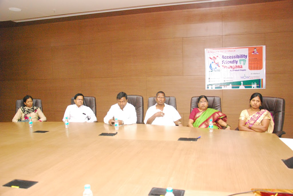 Launching of Accessibility Friendly Telangana, Hyderabad Chapter - DSC_1198.JPG