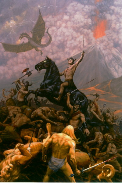 Heavenly Warrior Of Abyss, Magick Warriors 4