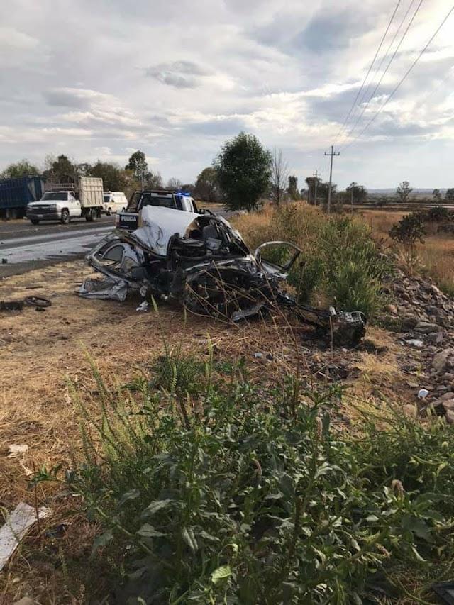 Murió un hombre de la tercera edad en accidente en Arandas
