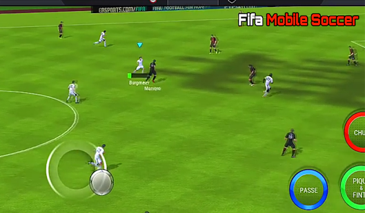 New FIFA Mobile Soccer 2017 Walktrough - náhled