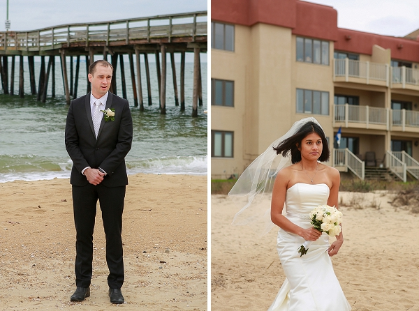 Simply Sweet Virginia Beach Elopement Tidewater And Tulle Coastal Wedding Blog Magazine
