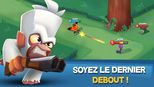 Télécharger Zooba: Bataille multi-joueurs en ligne mod apk screenshots 1