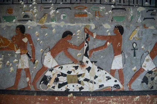 Αίγυπτος : Μπροστά σε νέα δεδομένα από την  ανακάλυψη  μούμιας ενός ευγενή της 3ης χιλιετίας π.Χ.