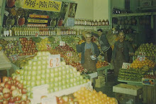 Arenas Fruit Shop Circa 1962 09 Apple and Pear_5245844275_l