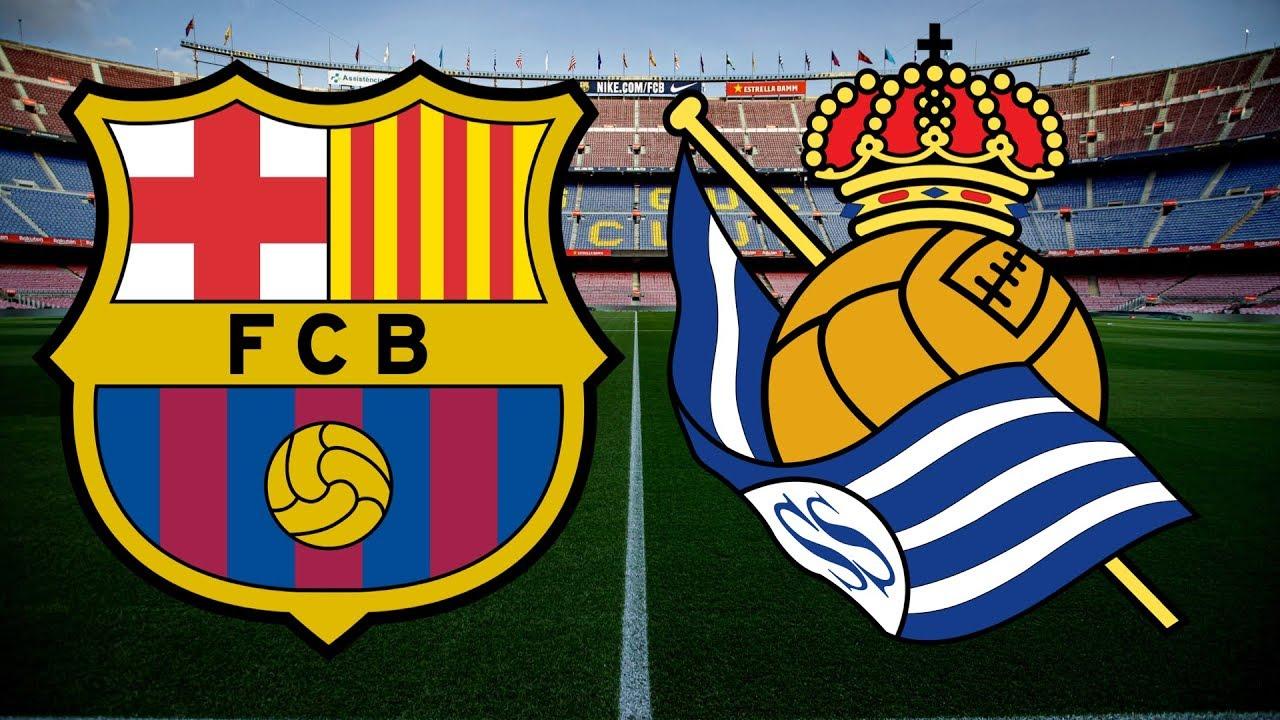 Barcelona vs Sociedad: La Liga live stream