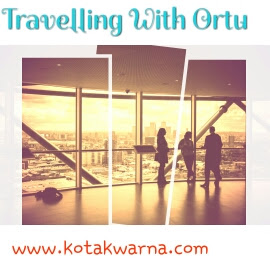 Travelling with Ortu