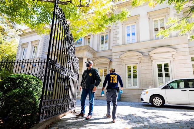 FBI allana casas en Nueva York y DC del magnate ruso Oleg Deripaska, ligado a Trump y Putin