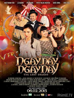 Phim Ngày Nảy Ngày Nay - The Lost Dragon (2015)
