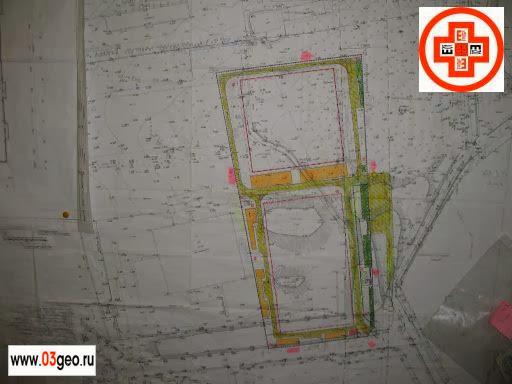 Фото исполнительного плана, стоимость исполнительного профиля и что такое исполнительная съемка смотрите на странице http://www.03geo.ru/trans_03