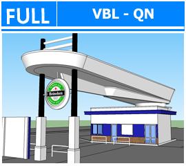 Hồ sơ cổng nhà máy BIA - VBL ĐN