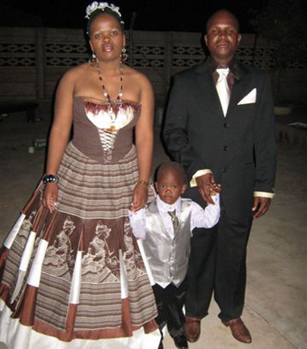 THE BEST TRADITIONAL SHWESHWE DRESSES FROM SOUTH AFRICA 5
