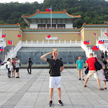 national palace museum in Taipei in Taipei, T'ai-pei county, Taiwan