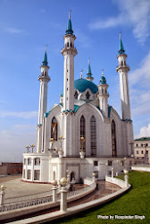 The Kul Sharif Mosque is named after the last Sayyid of Kazan