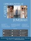 Career Opportunities at Jumeirah Dubai | Hotel Jobs