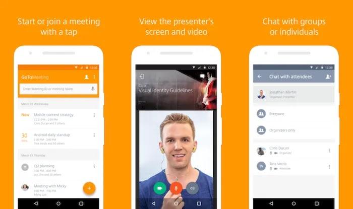 Best Zoom Alternative Apps GoToMeeting