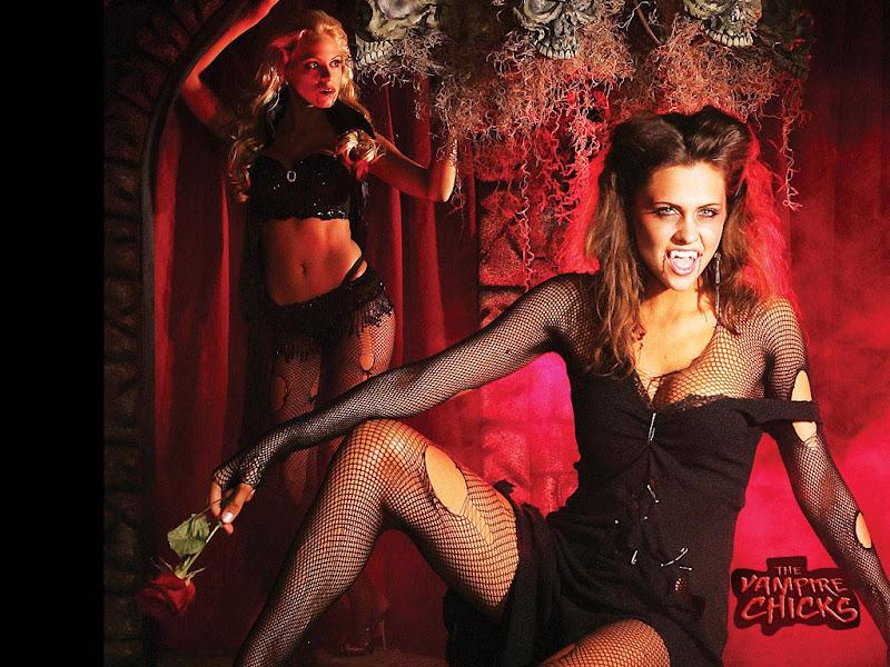 I Need Blood, Vampire Girls 2