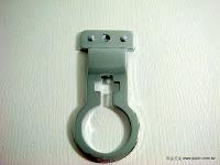 裝潢五金型號:7016-架手鐵管吊片顏色:PC玖品五金