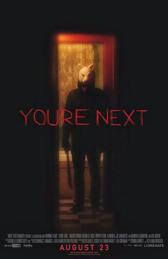 Είσαι ο Επόμενος You're Next Poster