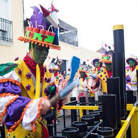 Desfile Carnaval Montijo 2016