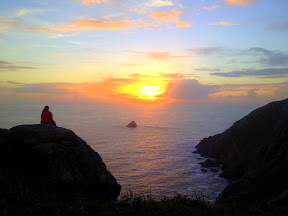 The End of the Earth, Finisterre, Spain