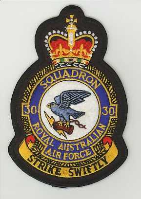 RAAF 030sqn crown.JPG