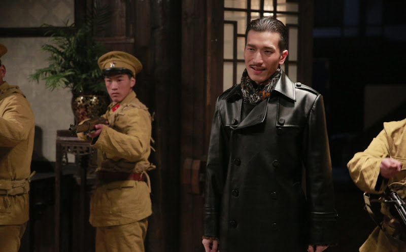 Wolves in War China Drama