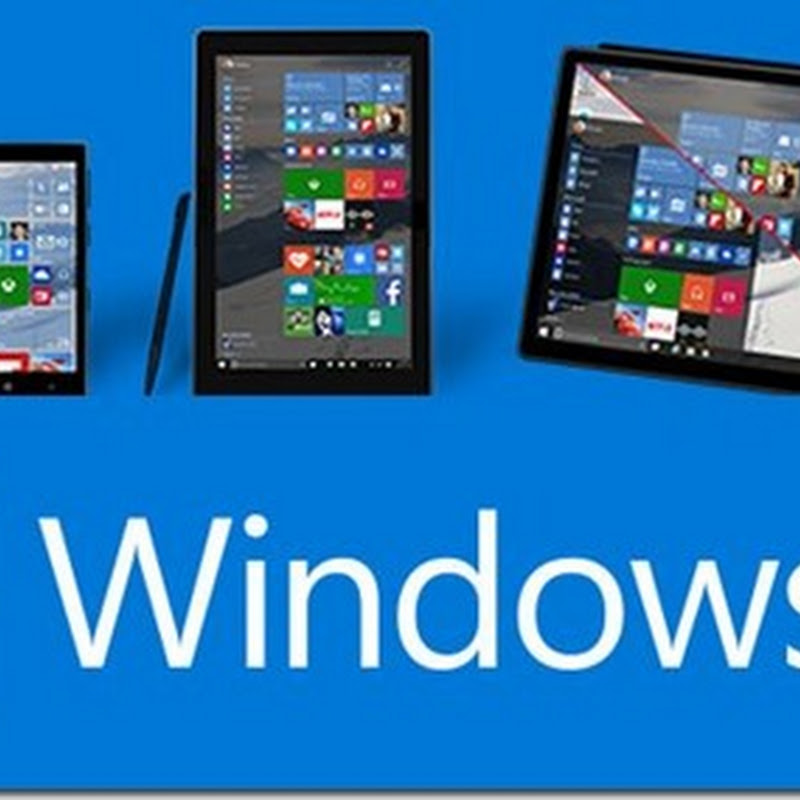 Windows 10: Domande e Risposte (1a parte).