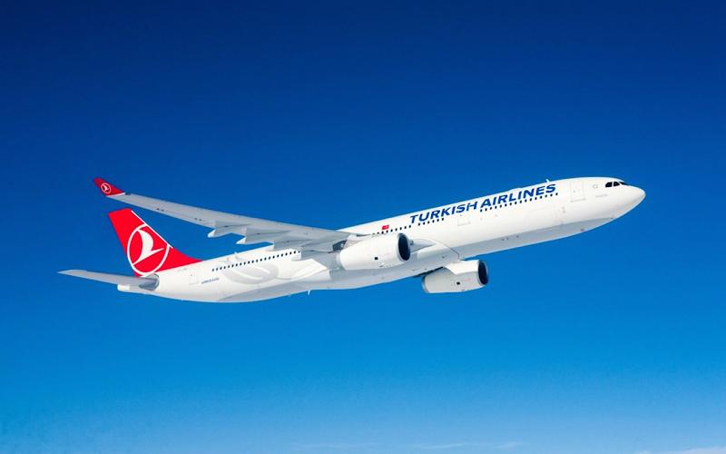 Turkish Airlines Desktop Wallpaper