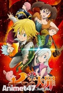 Nanatsu no Taizai OVA -  2014 Poster