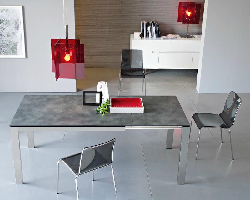 Signorini arredamenti tavoli e sedie per zona giorno a bergamo for Signorini arredamenti