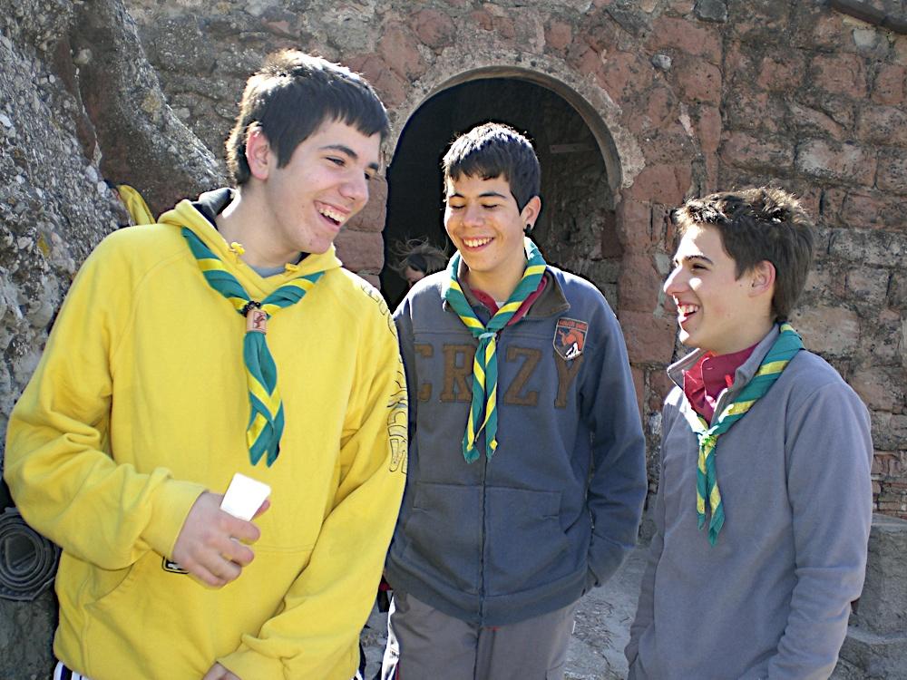 Sortida Sant Salvador de les espasses 2006 - CIMG8341.JPG