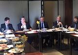 Reunião, em Brasília, da Frente Parlamentar da Indústria de Máquinas. Análise do atual cenário econômico- 04/11/2015