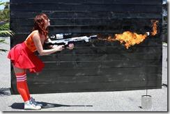 Flamethrower - f