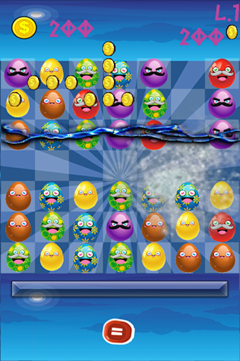 Candy Eggs Deluxe