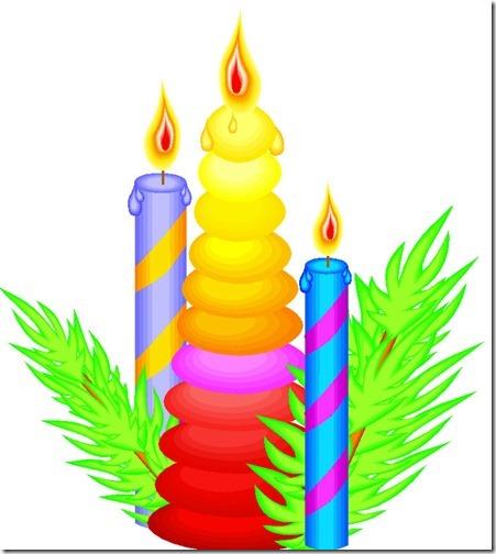 velas navidad dibujos (9)