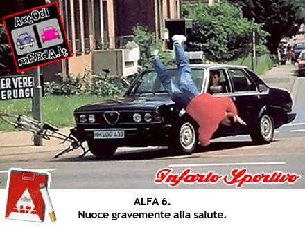 Alfa Romeo Alfa 6 - autodimerda.it