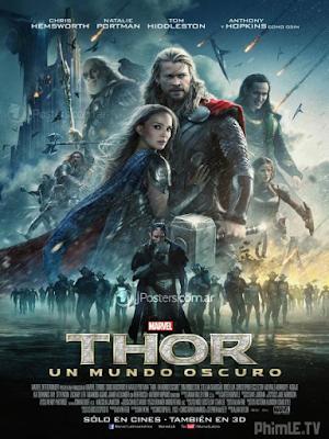 Phim Thần Sấm 2: Thế Giới Bóng Tối - Thor 2: The Dark World (2013)