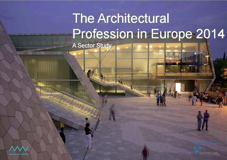 la profesion de arquitecto en europa 2014