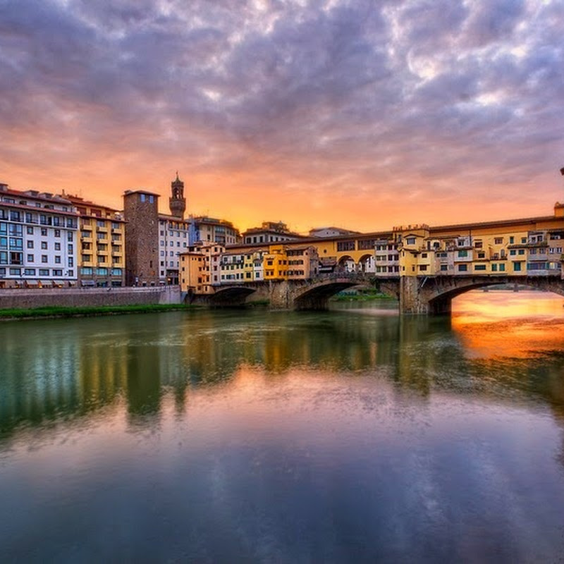 Ponte Vecchio: A Medieval Bridge of Shops