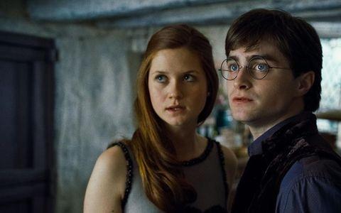 Porque o relacionamento de Harry e Gina não faz sentido