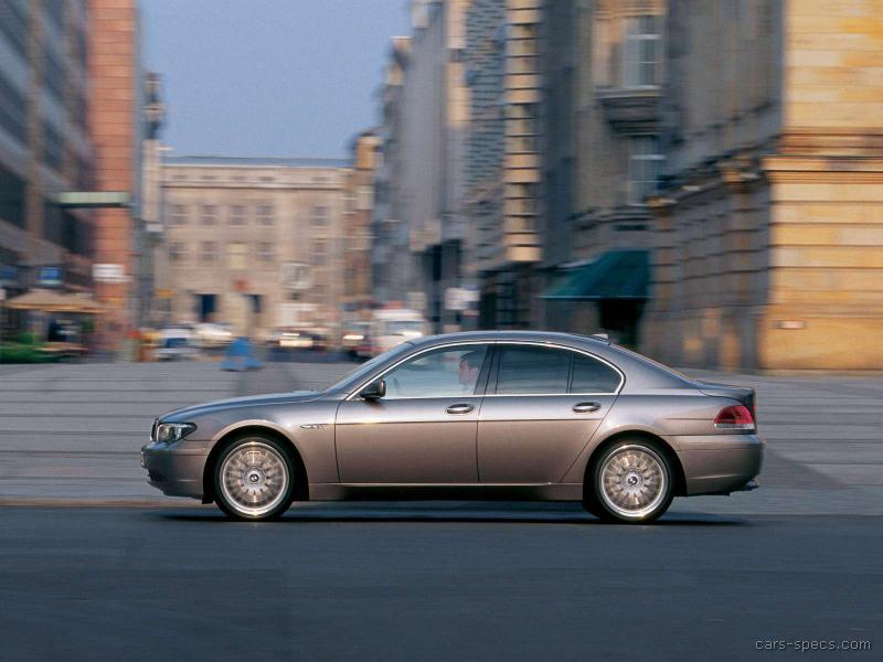 2002 Bmw 7 Series Sedan Specifications Pictures Prices