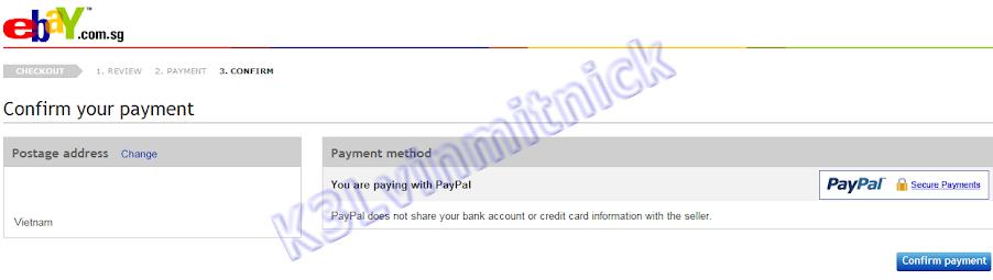 Kinh nghiệm mua bán trên Ebay - 7