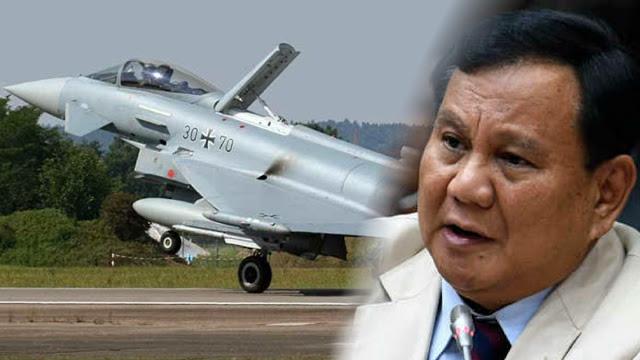 Prabowo Diminta Batalkan Pembelian Pesawat Tempur Seken Asal Austria