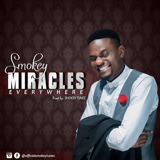 "Smokey Releases Debut Single ""Miracles Everywhere "" 