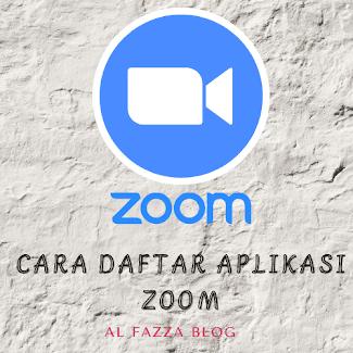 Cara Daftar Aplikasi Zoom  Mudah dan lengkap Disertai Gambar 2021